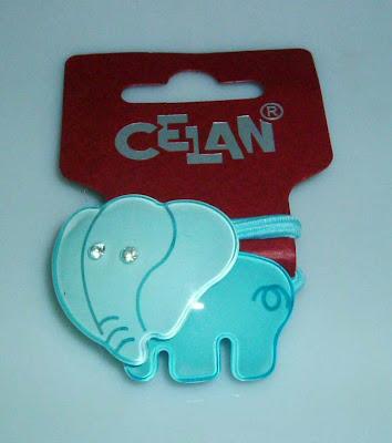 Elefántos hajgumi