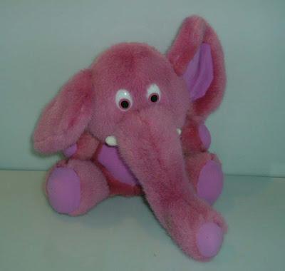 Lila elefánt