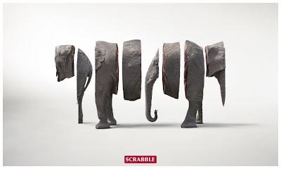 Elefánt scrabble