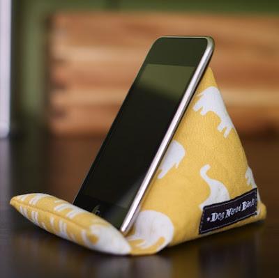 Elefántos iPod és iPhone tartó