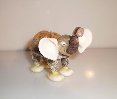Kagylóból elefánt