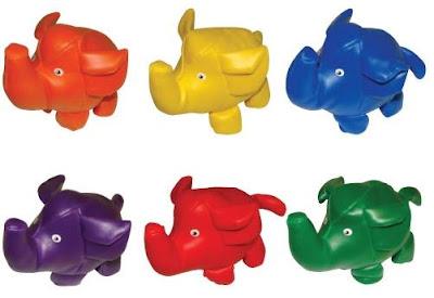 Elefánt babzsák