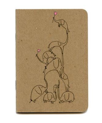 Elefántos füzet