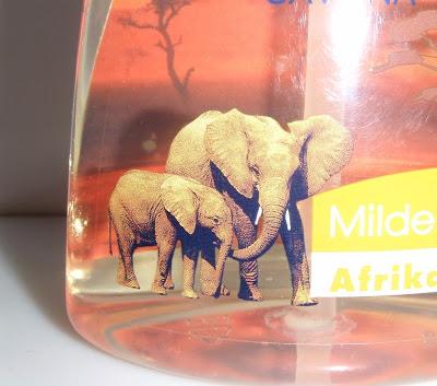 Elefántos szappan