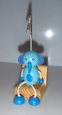 Elefántos képtartó