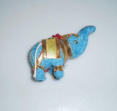 Kis kék elefánt