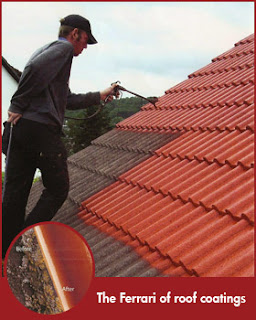 Manchester and Cheshire roof cleaning