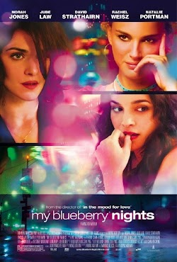 Những Buổi Tối - My Blueberry Nights (2007) Poster