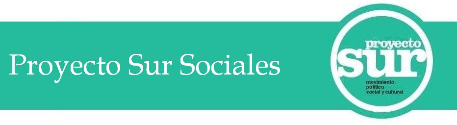 Proyecto Sur Sociales