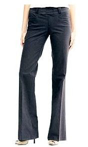 women's tall holiday pants satin 38 inseam