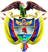 ¿Está aburrido en Colombia? (escudo colombia mediano)