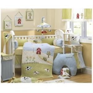 Artistic Home Interior: Baby Nursery Decor