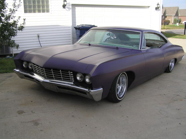 67 chevy impala fastback for sale autos post. Black Bedroom Furniture Sets. Home Design Ideas