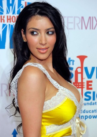 Celebrity Kim Kardashian Photos Collection