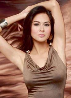 Philippines Actress Marian Rivera Photos