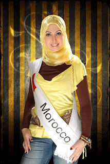 Miss morocco photos