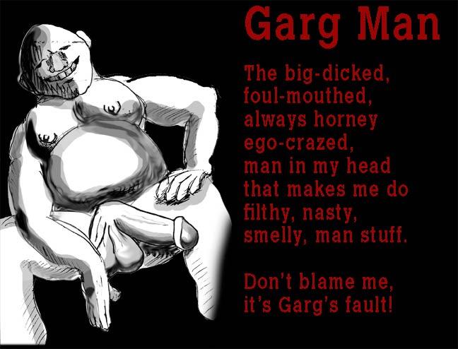 Garg Man