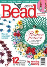 Publications featuring my beads!