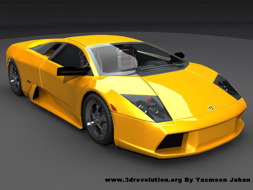 Modified Car Custom Lamborghini Murcielago 2010 Modification