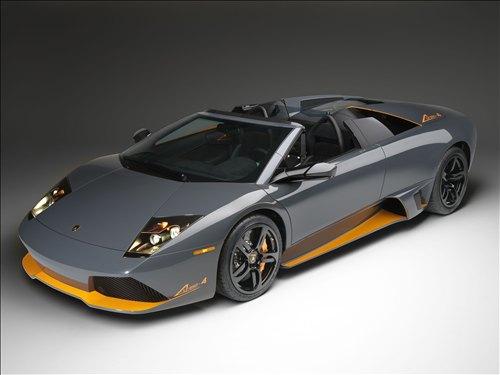 2011 Lamborghini Murcielago Style