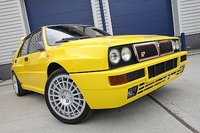 Modified Lancia Delta Intergrale