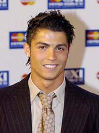 Cristiano Ronaldo's hair is a