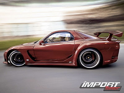Modified, Mazda