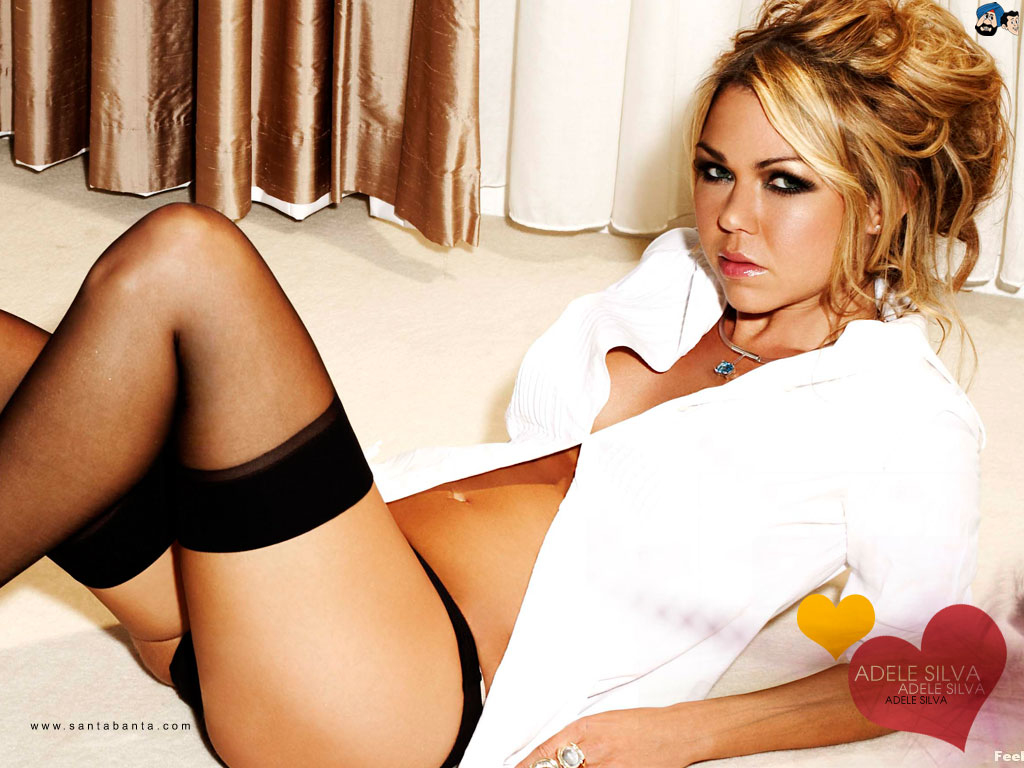Adele Silva Download Hot Wallpapers Download Wallpapers