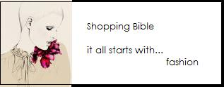 Shopping Bible
