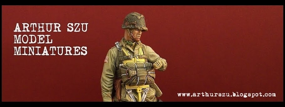 Arthur Szu Model Miniatures