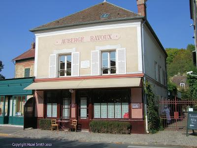 Smartypants goes to france november 2010 for Auberge ravoux maison van gogh
