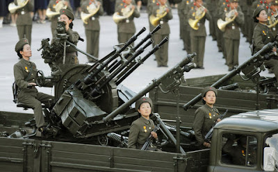 militaires coree du nord