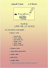 A Nos Plumes reçoit.....à Saint Rémy de Provence