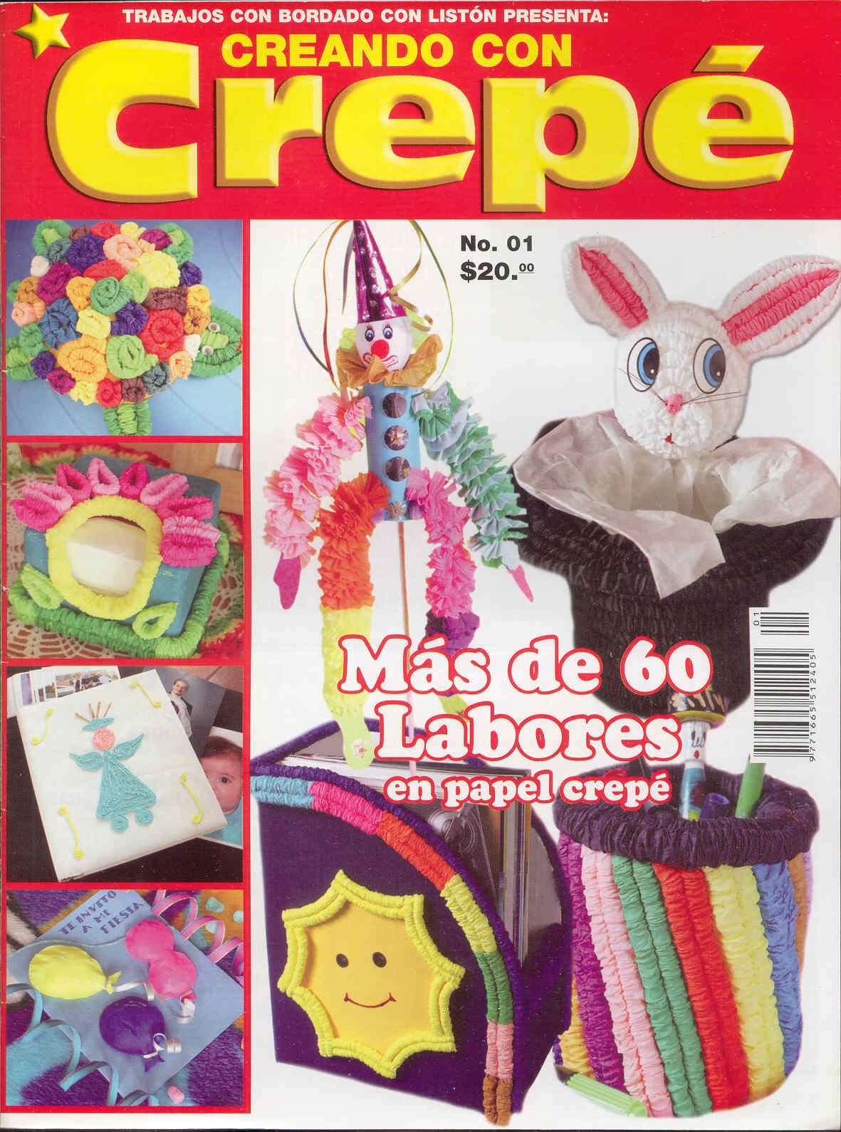 descargar revistas gratis de manualidades