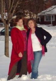 mom & Jeanne-Alyce