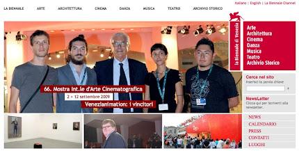 66th Mostra Internazionale di Arte cinematografica di Venezia