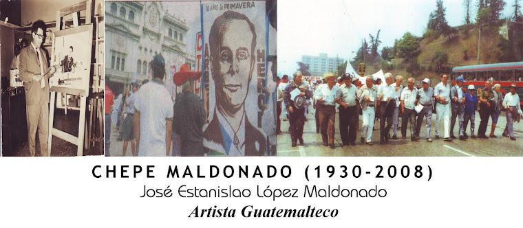CHEPE MALDONADO Jose Estanislao López Maldonado