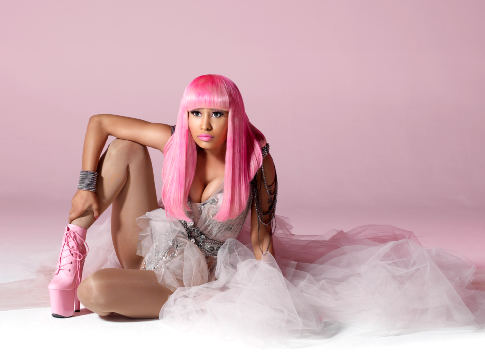 nicki minaj pink friday pictures. nicki minaj new album pink