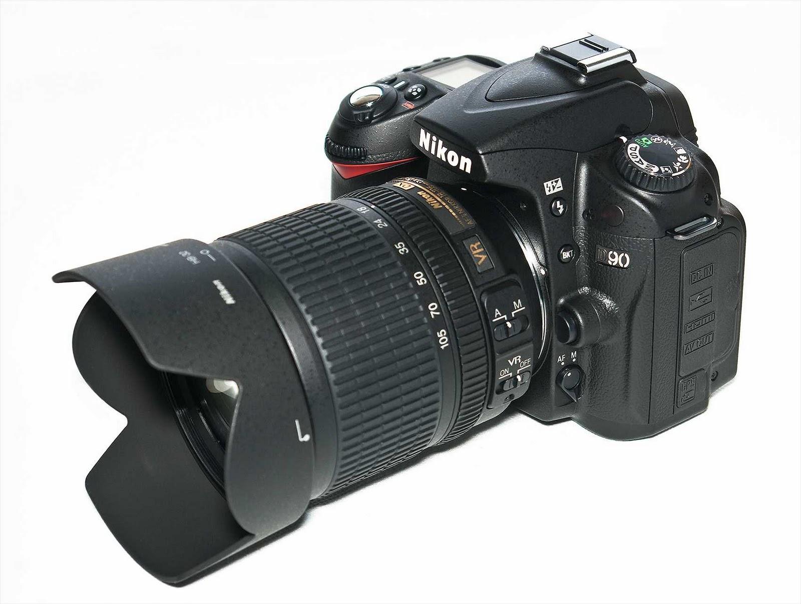 My DSLR Nikon D90 | Fa...