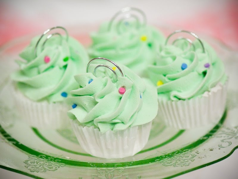 Recipes For The Seasons Green Cupcakes Cake For St
