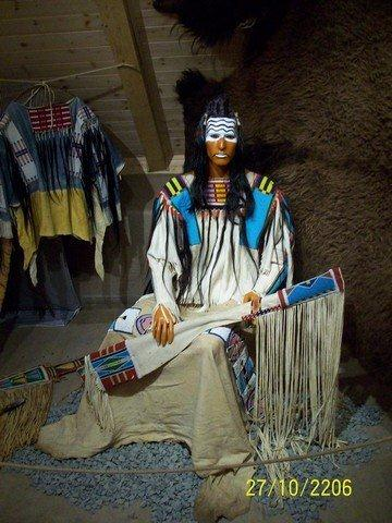 fortuna picture czech exhibit of plains indians