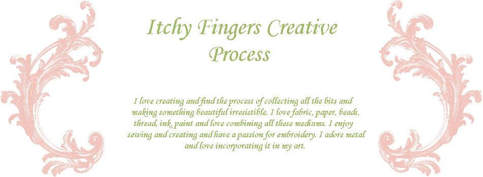 Itchy Fingers Creative Process