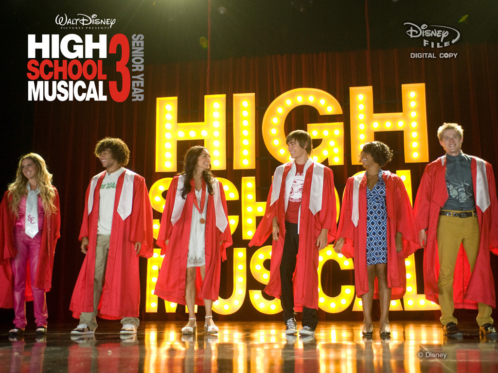 lil charlotte movie high school musical 3