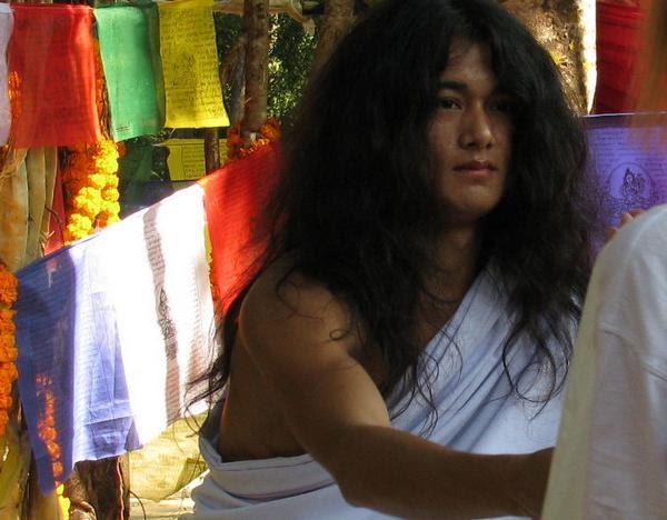 """念不念皆念: """"Buddhaboy""""尼泊爾少年出定演講[SumaTV全球語譯]"""