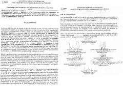 AUDIÊNCIA NO MINSTERIO PUBLICO DO TRABALHO