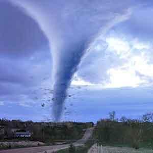 Sebenarnya bencana alam bukanlah gejala alamiah biasa