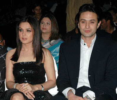 ness wadia and preity zinta. quot;Ness has just left.