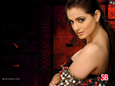 Amisha Patel Hot Wallpapers9