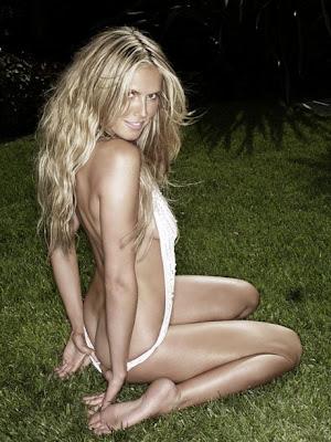 Heidi Klum nude picture galleries - NUDE CELEBS Magazine