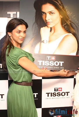 Deepika Padukone Launched Tissot Sea Touch6